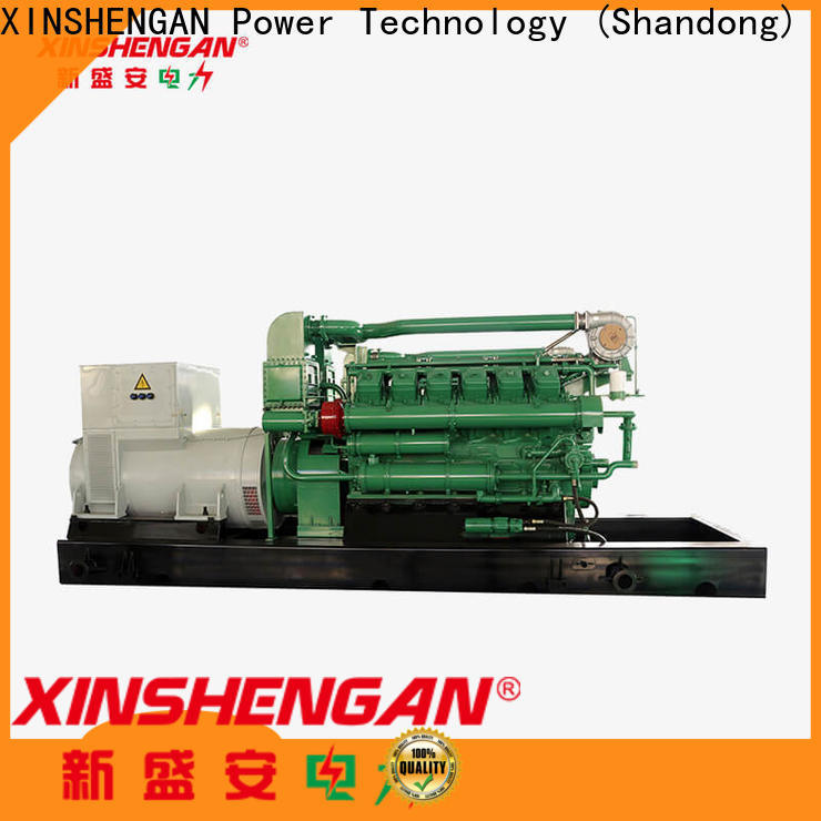 Xinshengan worldwide home generators gas powered directly sale for lorry