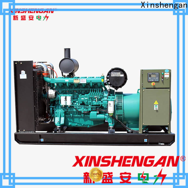 Xinshengan best value 1000 kw diesel generator manufacturer for lorry