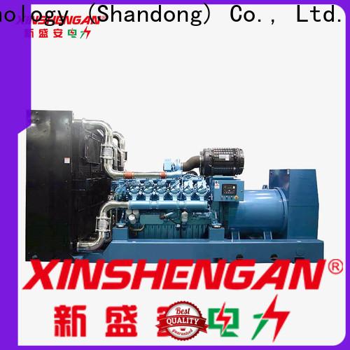 quality diesel generator set manufacturer on sale