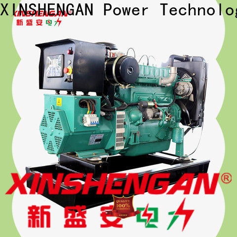 Xinshengan practical biogas generator inquire now for vehicle