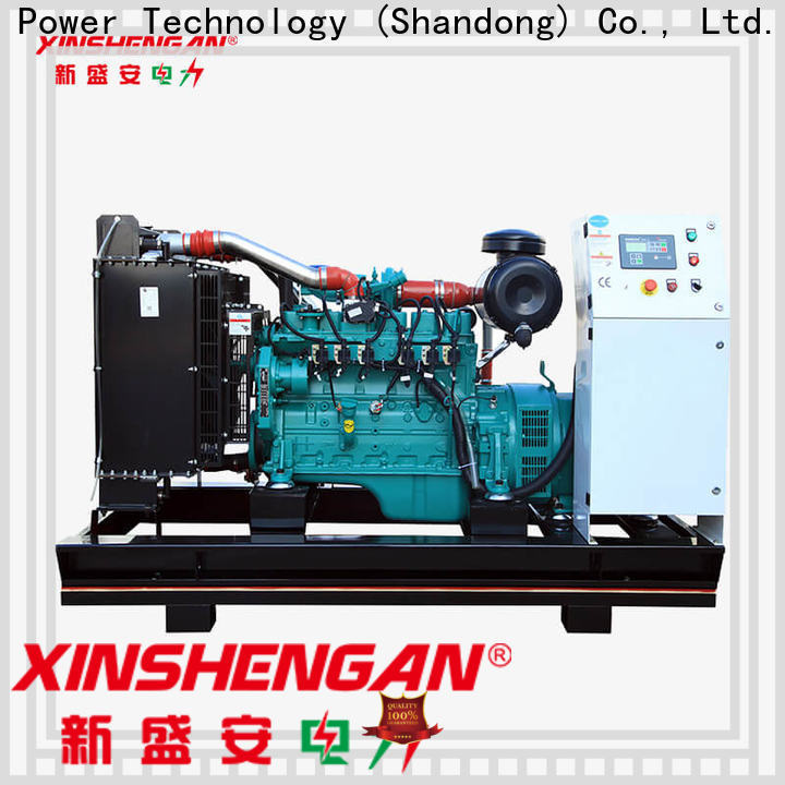 stable gas power generator factory direct supply for lorry