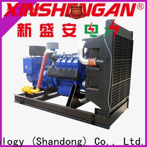 Xinshengan compact gas generator with good price for generate electricity